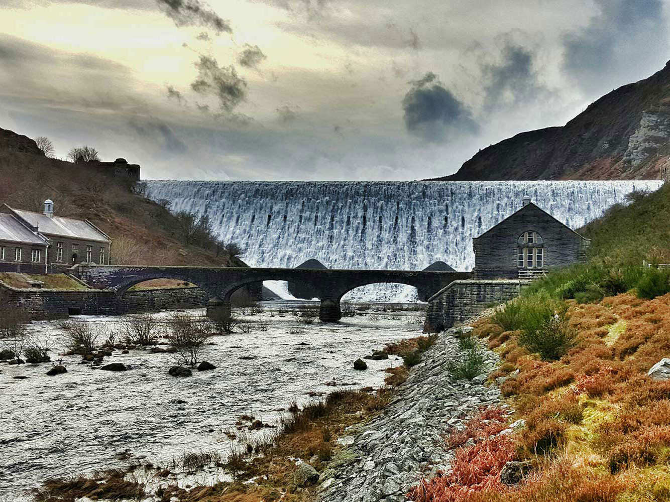 Elan Valley water supply